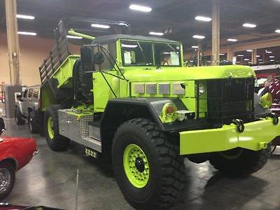 Other Makes 1978 AM General Custom 5 ton Dump Truck