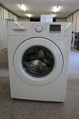 Samsung EcoBubble 7kg 1200 spin Washing Machine in White