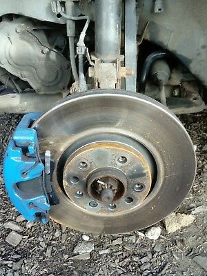 vauxhall astra gsi 5 stud conversion. Z20let brakes