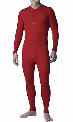 Stanfield's Red Union Suit/Combination - NWT - Small to Extra Large