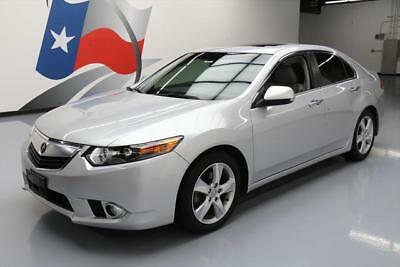 2013 Acura TSX  2013 ACURA TSX HEATED HTD LEATHER SUNROOF BLUETOOTH 45K #008147 Texas Direct
