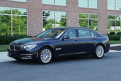 2014 BMW 7-Series 760Li - FREE VEHICLE SHIPPING!* 2014 BMW 760Li * V12 Twin Turbo * Flagship sedan
