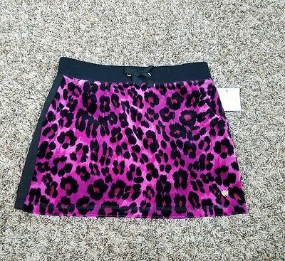NWT Juicy Couture Animal Print Girl's Skirt Size L (8/10)