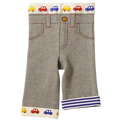 Baby Boy Casual Pants Kid Toddler Cotton Organic Soft Yellow Pants Infant Spo...
