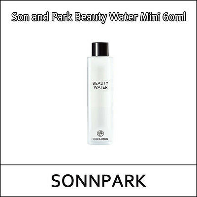 [SON & PARK] Son and Park Beauty Water Mini 60ml / Cleasing / Korea Cosmetic /S둘