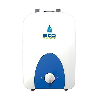 Electric Water Heater Instant Compact 2.5 Gal. 120-Volt Mini Tank Point of Use