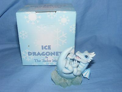 Ice Dragonets Dragon By The Tudor Mint Playtime DR02 Wap Watson