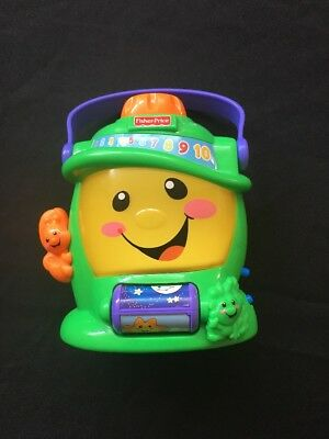 Fisher Price Baby Toy Sounds Lights Music Speech