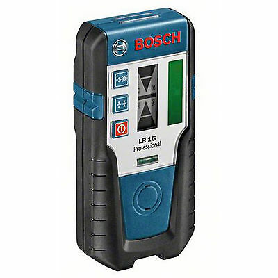 Bosch LR 1 G Pro Green Rotary Laser Receiver up to 150m range with Bracket LR1G