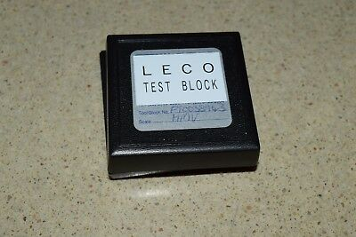 Leco Test Block/ Optical Round- 30Mm Diameter / 10Mm Thickness (A1)
