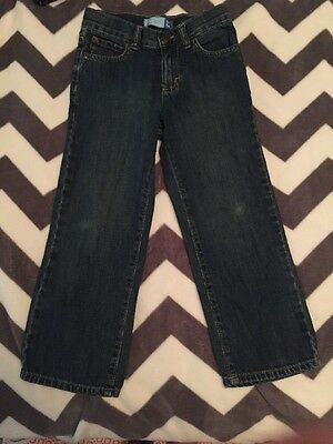 Boys Old Navy Loose Ample jeans Size 5t EUC