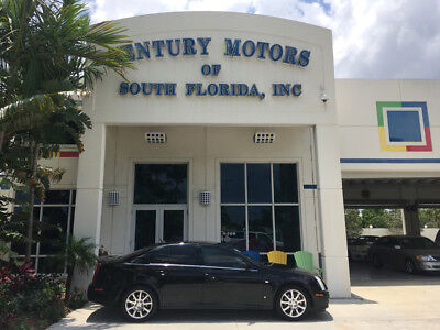 2007 Cadillac STS  Heated Cooled Seats Sunroof Leather