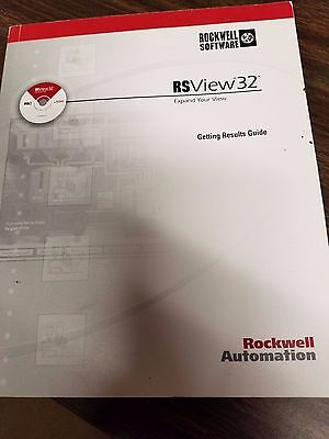 Rockwell Software RSview32 Expand Your View Getting Results Guide