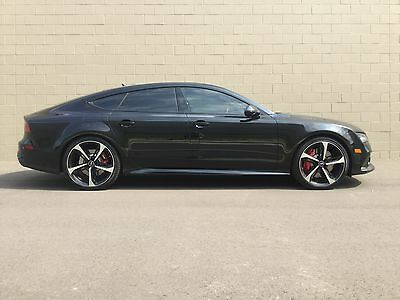 2015 Audi RS7 Rs Prestige with options