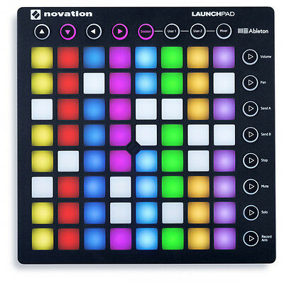 Novation LaunchPad MK2 Launch Pad USB Controller for Ableton
