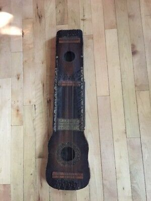 Antique 1920's Ukelin Musical Instrument