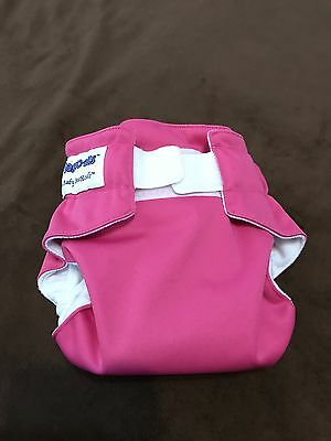 Pink Baby Beehinds Magic-Alls Mcn Size Sml