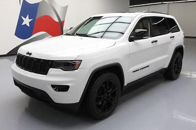 2017 Jeep Grand Cherokee Limited Sport Utility 4-Door 2017 JEEP GRAND CHEROKEE LTD PANO ROOF NAV REAR CAM 12K #663943 Texas Direct