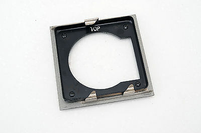 - Graflex Grapic View  to Speed Graphic Lens Board Adapter