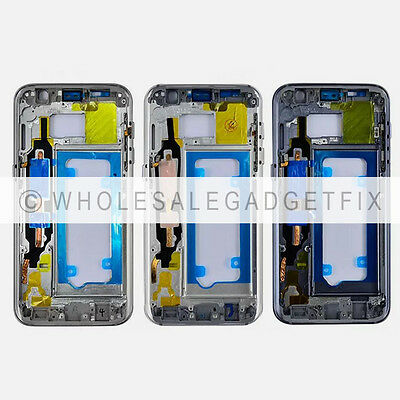 OEM Back Housing Bezel Mid Middle Frame Chassis For Samsung Galaxy S8 Plus G955