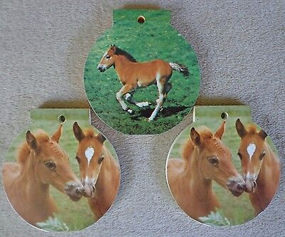 Vintage Lot Horse Paula's Purse Pads Note 70 sheets each ~ FREE SHIPPING