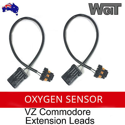O2 Oxygen Sensor Extension Lead For Commodore VS VT VX VY VZ VE LS1/2/3 L7 V6 V8