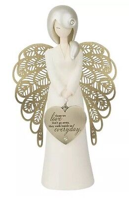 YOU ARE AN ANGEL 175mm THOSE WE LOVE DON'T DON'T GO FIGURINE Gift Boxed Sympathy