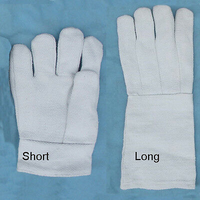 Asbestos gloves Heat proof anti High Temperature Protect your hands