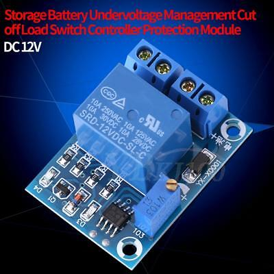 12V Battery Excessive Discharge Low Voltage Protect Controller Switch Module 1bl