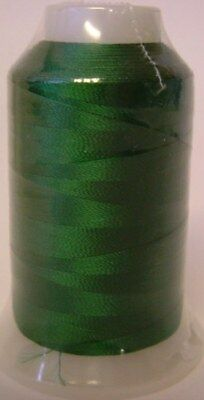Embroidery Machine Thread Rayon 1000 metre EMERALD A921.4131
