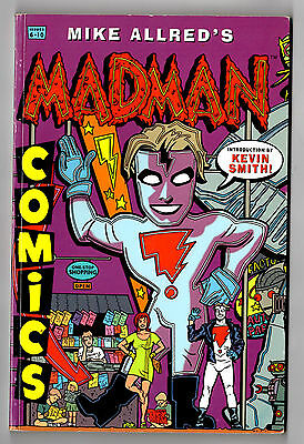 The Complete Madman Comics: v. 2 by Laura Allred (Paperback, 1996) MIKE ALLRED