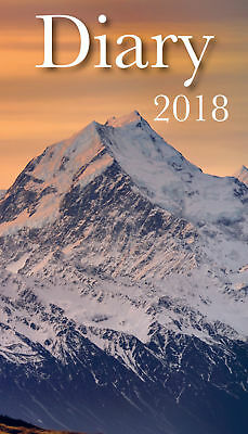 2018 Pocket Diary - Scenic Beauty by Bartel Calendars - Postage Included