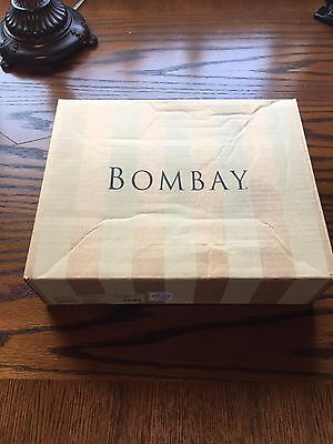 NEW Bombay Cigar Box (In original packaging)  - FREE SHIPPING