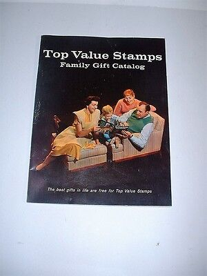 1959 Top Value Stamps Family Gift Catalog