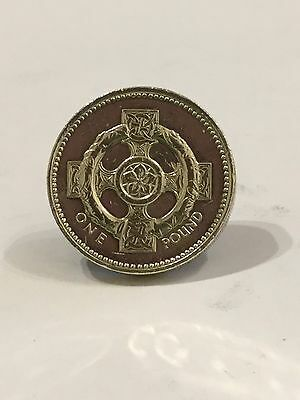 2001  £1 coin Northern Ireland Celtic Cross  Rare One Pound coin hunt