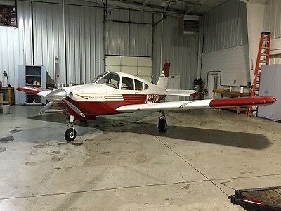 1969 Piper Arrow Aircraft Airplane: Sale Or Trade