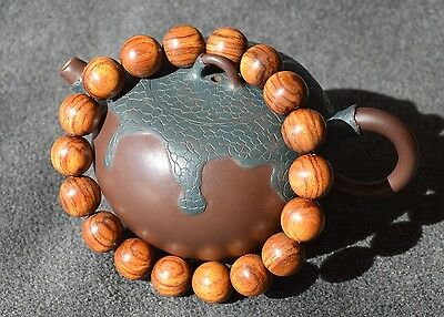 Chinese Huanghuali Prayer Beads Or Bracelet