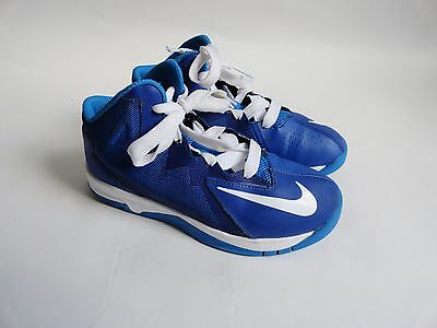 Boys Nike Air Max Stutter Step ll Athletic Basketball Shoes Size 3 Y