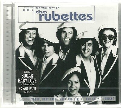 CD (NEU!) . The very Best of the RUBETTES (Sugar Baby Love Under one Roof mkmbh