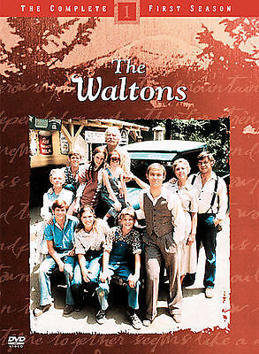 The Waltons - The Complete First Season (DVD, 2004, 5-Disc Set, Digi-Pack)