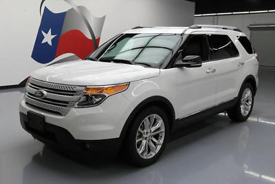 2013 Ford Explorer  2013 FORD EXPLORER 7-PASS LEATHER NAV REAR CAM 20'S 54K #A92803 Texas Direct