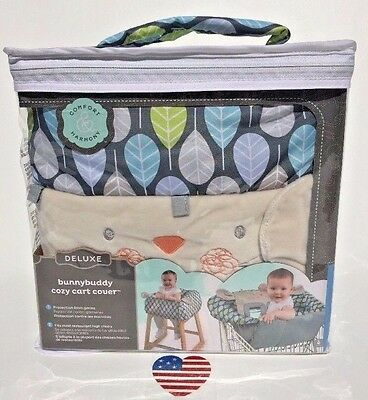 New Comfort Harmony Deluxe Bunnybuddy Cozy Cart Cover Bryant Bunny High Chair