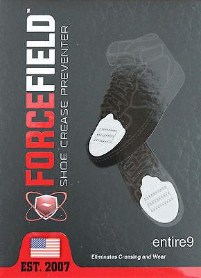 ForceFields Shoe Crease Preventers - Sneaker Decreaser Force Fields