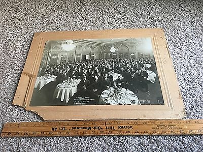 ford model t Vintage 1913 Advertisement Original Huge photo Dealerships Antique