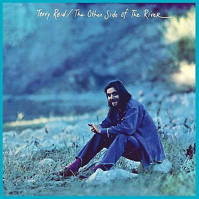 TERRY REID The Other Side of The River SEALED 2LP