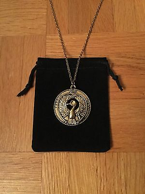 Indiana Jones Raiders of the Lost Ark Headpiece to the Staff of Ra Necklace