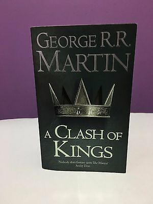 A Clash of Kings by George R. R. Martin (Paperback, 1999)