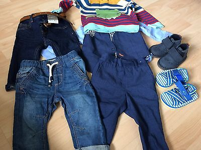 Baby Boy Clothes 9-12 Months