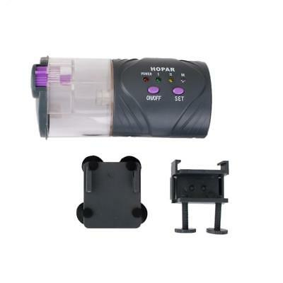 Alimentateur automatique Aquarium réglable Automatique Digital Fish Food