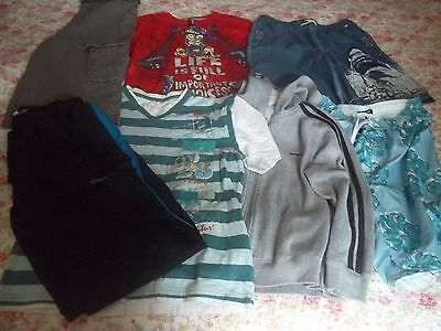 Boys Bundle Of Clothes Age 13 Years